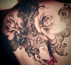 Tattoo Ideas On Shoulder The 25 Best Rose On Shoulder Tattoo Ideas On Pinterest Rose