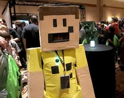 minecraft costumes 20 amazing minecraft costumes at minecon 2011 minecraft