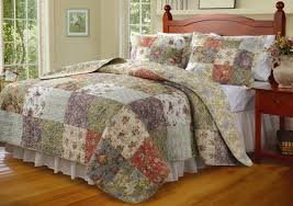 Victorian Crib Bedding by Victorian Floral Bedding Patchwork Twin Full Queen King Quilt