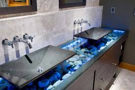 Outstanding Modern Double Sink Bathroom Vanities Appealing Modern - Bathroom sinks and vanities