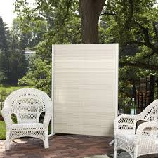 versare outdoor wicker resin room divider hayneedle