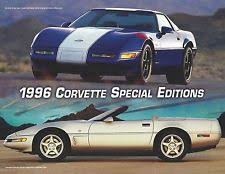96 corvette for sale 1996 corvette collector edition ebay