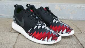 rosh run nike roshe run custom shoes