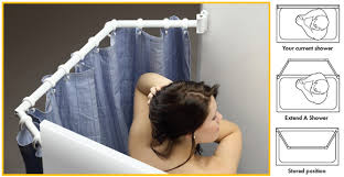 add room to your shower with extend a shower rv travel