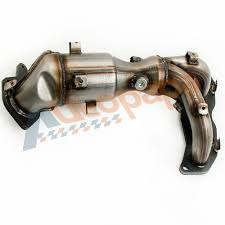 nissan altima 2013 exhaust catalytic converter manifold for 2007 2008 2009 2010 2011 2012