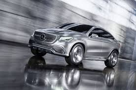 how much are mercedes mercedes concept coupé suv