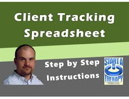 Safety Tracking Spreadsheet Private Practice Client Tracking Spreadsheet Step By Step Youtube