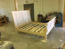 Pecan Bedroom Furniture Solid Wood Bed Solid Wood Sleigh Bed Perfect Solid Wood California King
