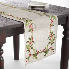 ikea table runners tablecloths holiday table runners weliketheworld com