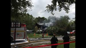 winter garden home goes up in flames wftv