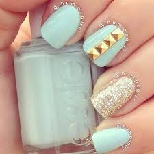 17 fashionable mint nail designs for summer styles weekly