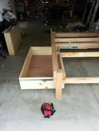 6 drawer queen storage bed unfinished 469 99 might be a good