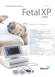 fetal xp bionet pdf catalogue technical documentation