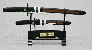 unique letter opener japan trend shop samurai letter opener set