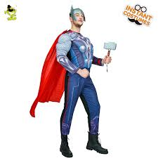 Thor Halloween Costumes Buy Wholesale Thor Costume China Thor Costume