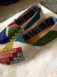 toms periodic table shoes periodic table toms on the hunt