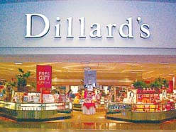 dillard s muskogee oklahoma at arrowhead mall dillards