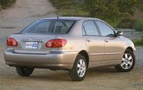 toyota corolla 2001 sedan used 2004 toyota corolla for sale pricing features edmunds