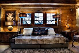 linge de lit style chalet montagne les fermes de marie hotel et spa de luxe à megeve