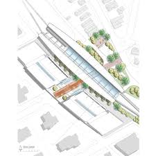 Train Station Floor Plan by Rail Infrastructure By Raymond Teo At Coroflot Com