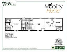 Oak Creek Homes Floor Plans Duplex Plan Best Mobile Home Floor Plans Images On Pinterest Homes