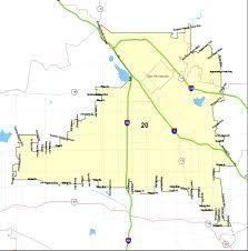 Santa Monica Zip Code Map Elected Officials Panorama City Neighborhood Council