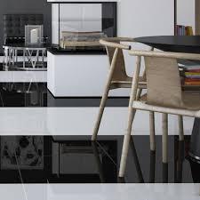 peronda duomo black high gloss floor tile in stock order today