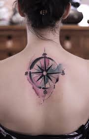 46 best compass tattoos images on pinterest compass rose tattoo