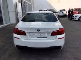 bmw 5 series 530d m sport for sale 2016 white bmw 5 series 530d m sport r 739 000 in johannesburg