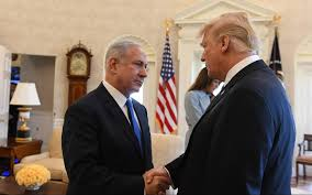 donald trump israel suddenly for trump israel palestinian conflict may not be all