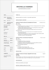 resume cashier skills abilities for resume employment gaps on