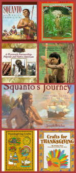 crafty squanto pilgrims and thanksgiving