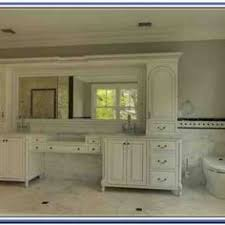 single sink make up table design double vanity with white
