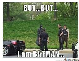Im Batman Meme - cuzz im batman by barca10 meme center