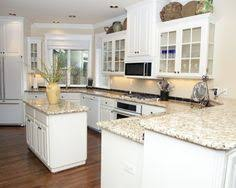 Kitchen Ideas  Decorating With White Appliances  Painted - Kitchen white cabinet