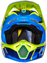 motocross gear sale fox downhill shocks fox v3 divizion kids helmets motocross blue