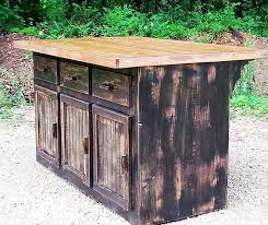distressed kitchen islands distressed kitchen island