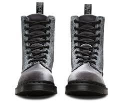 womens grey boots sale dr martens shop womens dr martens 1460 brocade velvet grey