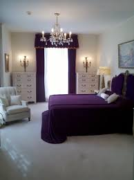 Bedroom Ideas For 3 Beds Bedroom Classy Purple Bedroom Accents And Decoration Pictures