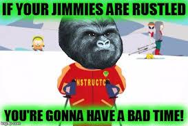 Gonna Have A Bad Time Meme Generator - super cool ski instructor meme imgflip