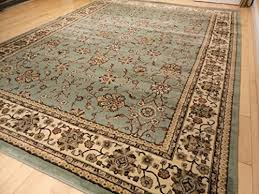 Traditional Rugs Premium Soft Persian Rugs Traditional Rug For Living Room Greenish