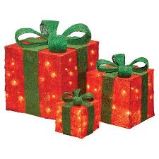 pre lit christmas gift boxes 49 best christmas lighted boxes images on christmas
