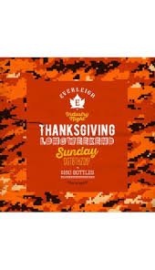 industry at everleigh toronto presents thanksgiving