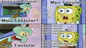 Meme Spongebob Indonesia - vale tv viyoutube com