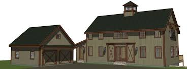 Barn Style Home Plans Barn Style Homes Yankee Barn Homes