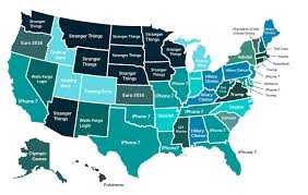 Google Map Of The United States by A Lost Fish Tops Idaho U0027s Google List For 2016 Boise State Public