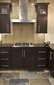 kitchen backsplashes home depot kitchen kitchen cabinets american cherry glass subway tile