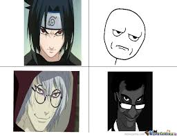 Memes Characters - naruto characters are memes by carlos123 meme center