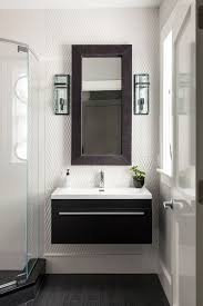 modern powder room sinks modern powder room vanity bathroom contemporary with 3d wall tile