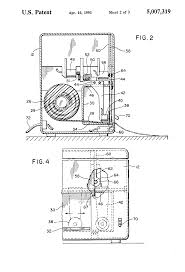 patent us5007319 plastic wrap dispenser google patents
